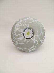 peinture-sur-porcelaine-atelier-du-pivert-collection-gemme-bougeoir-saturne-plat